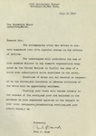 07/10/1947 Letter from Paul J. Hand