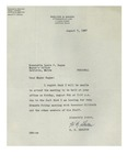 08/07/1947 Letter from Skelton and Mahon, Attorneys at Law