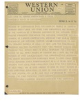 11/08/1947 Western Union Telegram