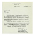 12/23/1947 Letter from the American Legion