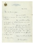 11/10/1931 Letter from William Tudor Gardiner