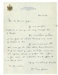 11/10/1931 Letter from William Tudor Gardiner by William Tudor Gardiner