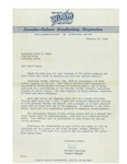 Letter from Lewiston-Auburn Broadcasting Corporation
