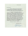04/26/1948 Letter from the Lewiston Police Commission by Lewiston Police Commission