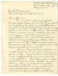 05/10/1948 Letter from Interlaken Central School