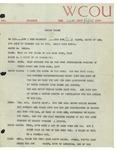 06/18/1948 WCOU Transcript