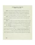 1948 Universal Military Training Week Proclaimation