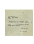 07/08/1948 Guy P. Ladouceur Correspondence with Columbia University