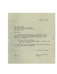07/19/1948 Guy P. Ladouceur Correspondence