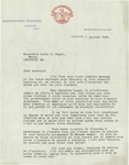 01/07/1949 Letter from Francois Roy by Francois Roy