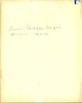 Louis-Philippe Gagne Mayor 1947-48 Card
