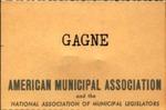 Louis-Philippe Gagne American Municipal Association Nametag by Louis-Philippe Gagne