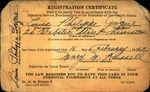 Louis-Philippe Gagné WWII Draft Card by Selective Service of the United States