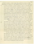 French Dignitary Speech by Louis-Philippe Gagné