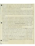 Letter in French, Louis-Philippe Gagne