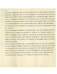 1949 Le Club Montagnard 25th Anniversary Speech