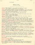 En Visite Script by Maurice Manquant