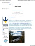Le Bulletin, Issue 2, (October 2010) by James Myall