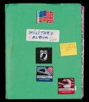 Bert Dutil Military Album