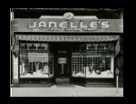Janelle's Clothing Store c.1955 Photograph by Franco-American Collection