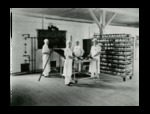 Maine Baking Company c. 1930 Photograph by Franco-American Collection