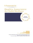A Framework for Quality Assurance in Child Welfare by Mary O'Brien and Peter Watson