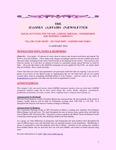 Family Affairs Newsletter 2010-01-15
