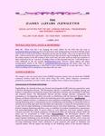 Family Affairs Newsletter 2010-04-01