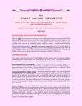 Family Affairs Newsletter 2010-05-01 by Zack Paakkonen