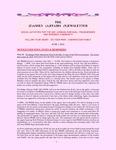 Family Affairs Newsletter 2010-06-01