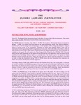 Family Affairs Newsletter 2010-06-01 by Zack Paakkonen