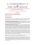 Family Affairs Newsletter 2010-07-01