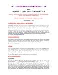 Family Affairs Newsletter 2010-11-01