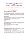 Family Affairs Newsletter 2010-11-15 by Zack Paakkonen