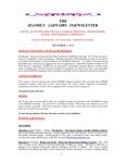 Family Affairs Newsletter 2010-12-01