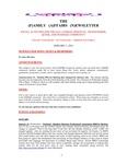 Family Affairs Newsletter 2011-01-01 by Zack Paakkonen