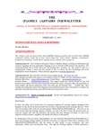 Family Affairs Newsletter 2011-02-15 by Zack Paakkonen