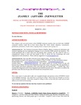Family Affairs Newsletter 2011-03-01 by Zack Paakkonen