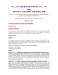 Family Affairs Newsletter 2011-03-15