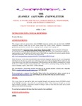 Family Affairs Newsletter 2011-04-01