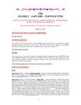 Family Affairs Newsletter 2011-06-15