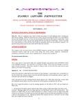 Family Affairs Newsletter 2011-09-01