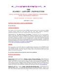 Family Affairs Newsletter 2012-01-15