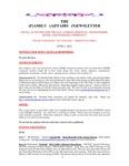 Family Affairs Newsletter 2012-06-01