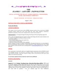 Family Affairs Newsletter 2012-08-01 by Zack Paakkonen