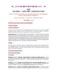 Family Affairs Newsletter 2012-12-01