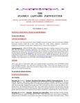 Family Affairs Newsletter 2012-12-15 by Zack Paakkonen