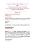 Family Affairs Newsletter 2013-01-01