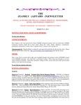 Family Affairs Newsletter 2013-03-15