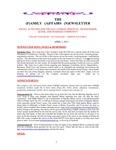 Family Affairs Newsletter 2013-04-01